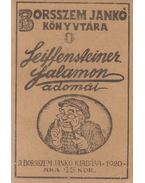 Leiffensteiner Salamon adomái (reprint) - Molnár Jenő, Bér Dezső