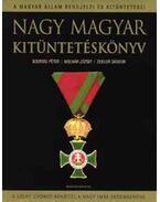 Nagy magyar kitüntetéskönyv - Molnár József, Bodrogi Péter, Zeidler Sándor