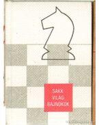 Sakk-világbajnokok (mini) - Molnár Károly