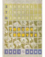 Tablók könyve 1955-2006 - Molnár László