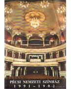 Pécsi Nemzeti Színház 1991-1992 - Molnár Tamás