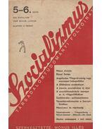 Szocializmus 5-6. - Mónus Illés