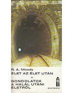 Élet az élet után / Gondolatok a halál utáni életről - Moody, Raymond A.