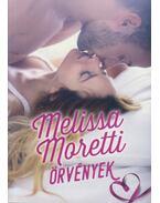 Örvények - Moretti, Melissa