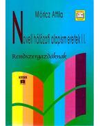 Novell hálózati alapismeretek II. - Móricz Attila