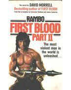 First Blood part II - Morrell, David