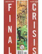 Final Crisis 4. - Morrison, Grant, JG Jones, Pacheco, Carlos, Merino, Jesus