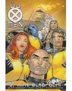 Új X-Men: E, mint eltörölni - Morrison, Grant