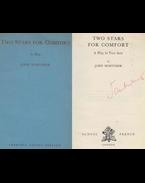 Two Stars for Comfort (aláírt) - Mortimer, John