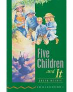 Five Children and It - Nesbit, Edith, Mowat, Diane