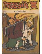 A tűzvarázs (Mozaik 1990/1.) - Hegen, Hannes