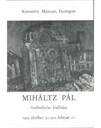 Miháltz Pál festőművész kiállítása - Mucsi András