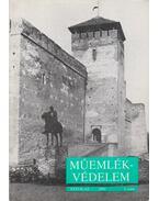 Műemlékvédelem XXXVII. évf. 1993/3. szám - Gerő László, Mendele Ferenc