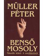 Benső mosoly - Müller Péter