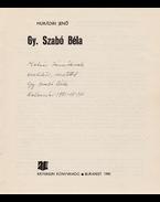 Gy. Szabó Béla (Gy. Szabó által dedikált) - Murádin Jenő