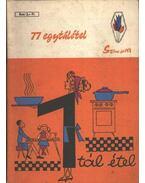 77 egytálétel - Murányi Péter