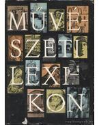 Művészeti lexikon II. kötet (F-K) - Genthon István, Zádor Anna