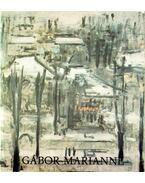 Gábor Marianne kiállítása - N. Pénzes Éva, Pogány Ö. Gábor