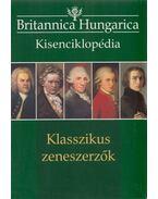 Klasszikus zeneszerzők - Nádori Attila (szerk.), Szirányi János