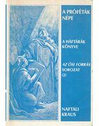 A próféták népe (dedikált) - Naftali Kraus