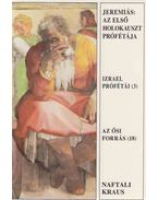 Jeremiás: az első holokauszt prófétája - Naftali Kraus