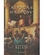 András II. könyve (dedikált) - Nagy Bandó András