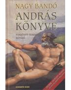 András könyve (dedikált) - Nagy Bandó András
