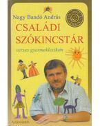Családi szókincstár - Nagy Bandó András