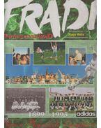 Fradi - Futballévszázad - Nagy Béla