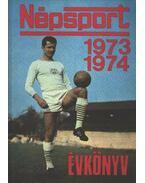Népsport évkönyv 1973-1974 - Nagy Béla