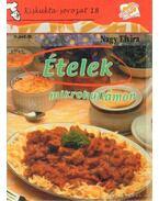 Ételek mikrohullámon - Nagy Elvira