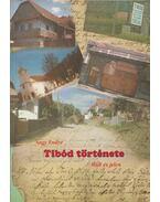 Tibód története (dedikált) - Nagy Endre
