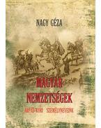 Magyar nemzetségek Árpád-kori személyneveink - Nagy Géza