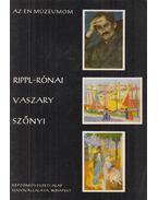 Rippl-Rónai, Vaszary, Szőnyi - Nagy Ildikó