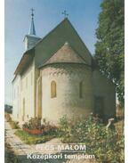 Pécs-Málom - Középkori templom - Nagy Klára dr.