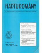 Hadtudomány XVIII. évfolyam 2008/3-4. - Nagy László