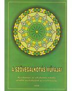 A szövegalkotás műfajai - Nagy Magdolna (szerk.), Szabó Istvánné
