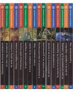Világtörténelmi enciklopédia 1-16. (teljes) - Nagy Mézes Rita
