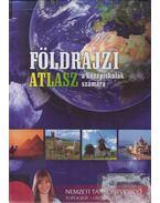 Földrajzi atlasz - Nagy Miklós, Sasi Attila (szerk.)