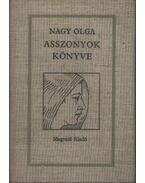 Asszonyok könyve - Nagy Olga
