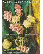 Nagyházi Galéria és Aukciósház 52. festményárverés
