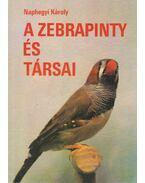 A zebrapinty és társai - Naphegyi Károly