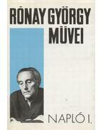 Napló I-II. - Rónay György