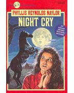 Night Cry - Naylor, Phyllis Reynolds