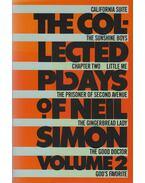 The Collected Plays of Neil Simon Volume 2 - Neil Simon