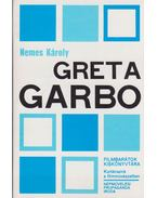 Greta Garbo - Nemes Károly