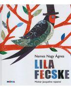 Lila fecske - ÜKH 2012 - Nemes Nagy Ágnes