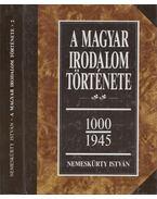 A magyar irodalom története II. - Nemeskürty István