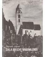 Zala megye műemlékei - Németh József