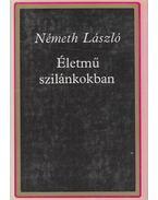 Életmű szilánkokban I-II. kötet - Németh László